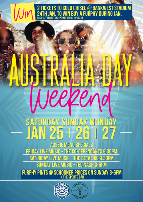 Australia Day Weekend 2020