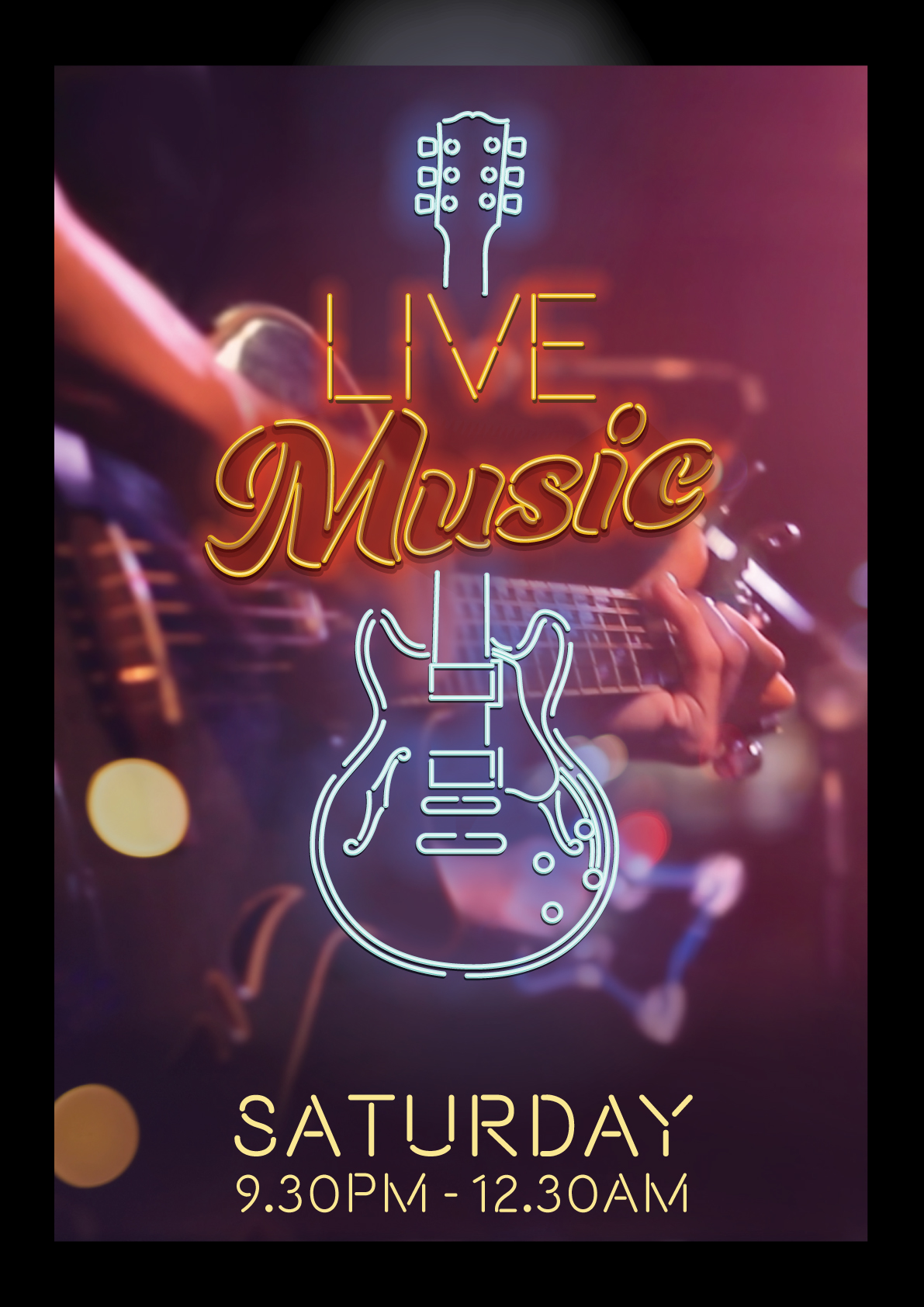 SATURDAYS LIVE MUSIC
