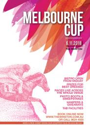 Melbourne Cup at The Winston.