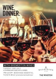 BREMERTON WINE DINNER