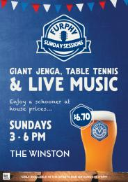 FURPHY SUNDAY SESSIONS
