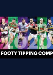 THE WINSTON 2020 FOOTY TIPPING COMPETITION!